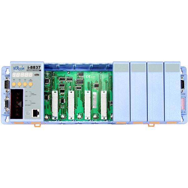I-8837-80CR-MiniOS-Automation-Controller buy online at ICPDAS-EUROPE