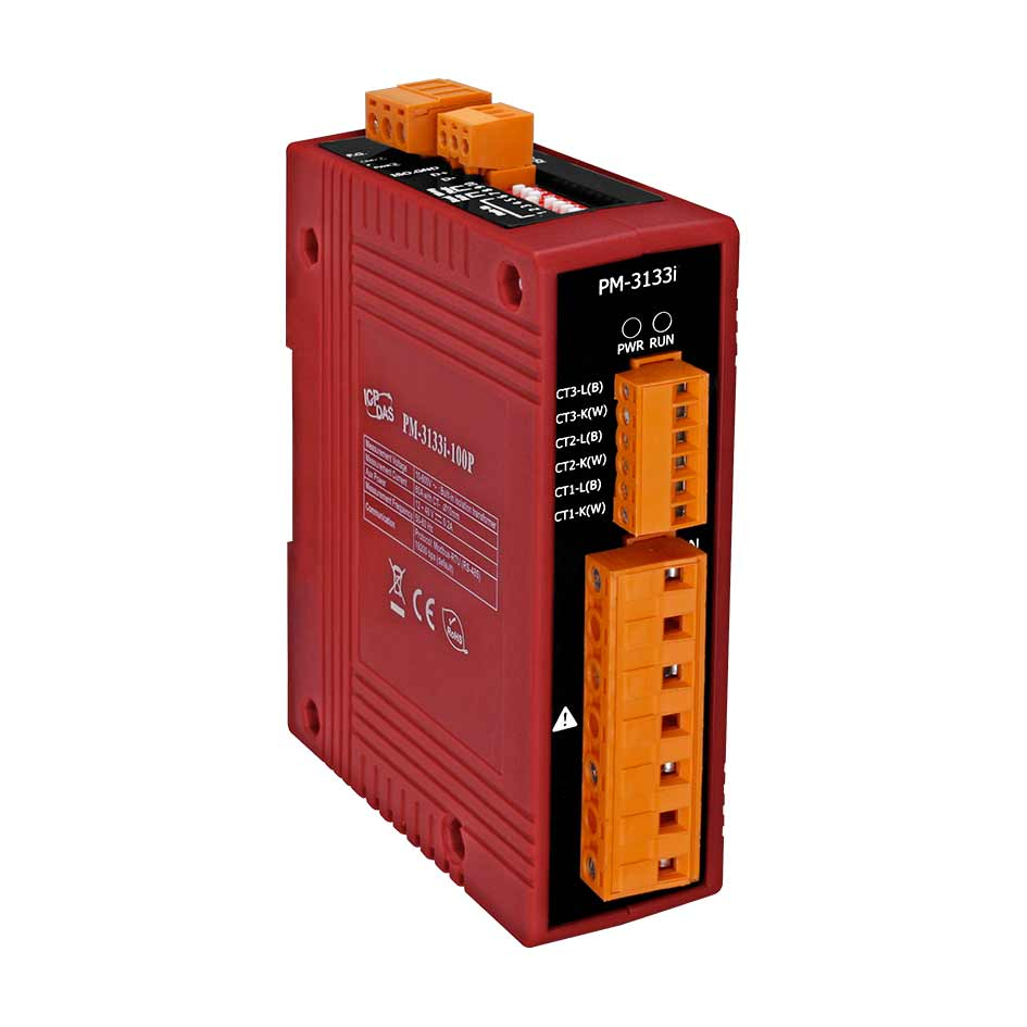 PM-3133i-100P-Power-Meter buy online at ICPDAS-EUROPE