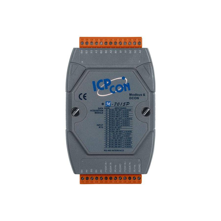 M-7015P-GCR-ModbusRTU-IO-Module buy online at ICPDAS-EUROPE