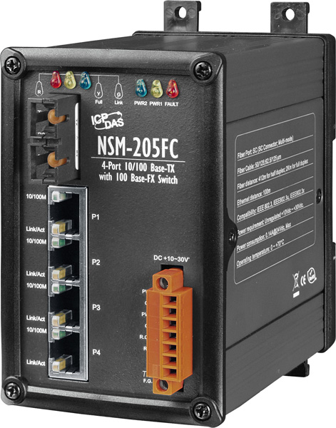 NSM-205FC CR