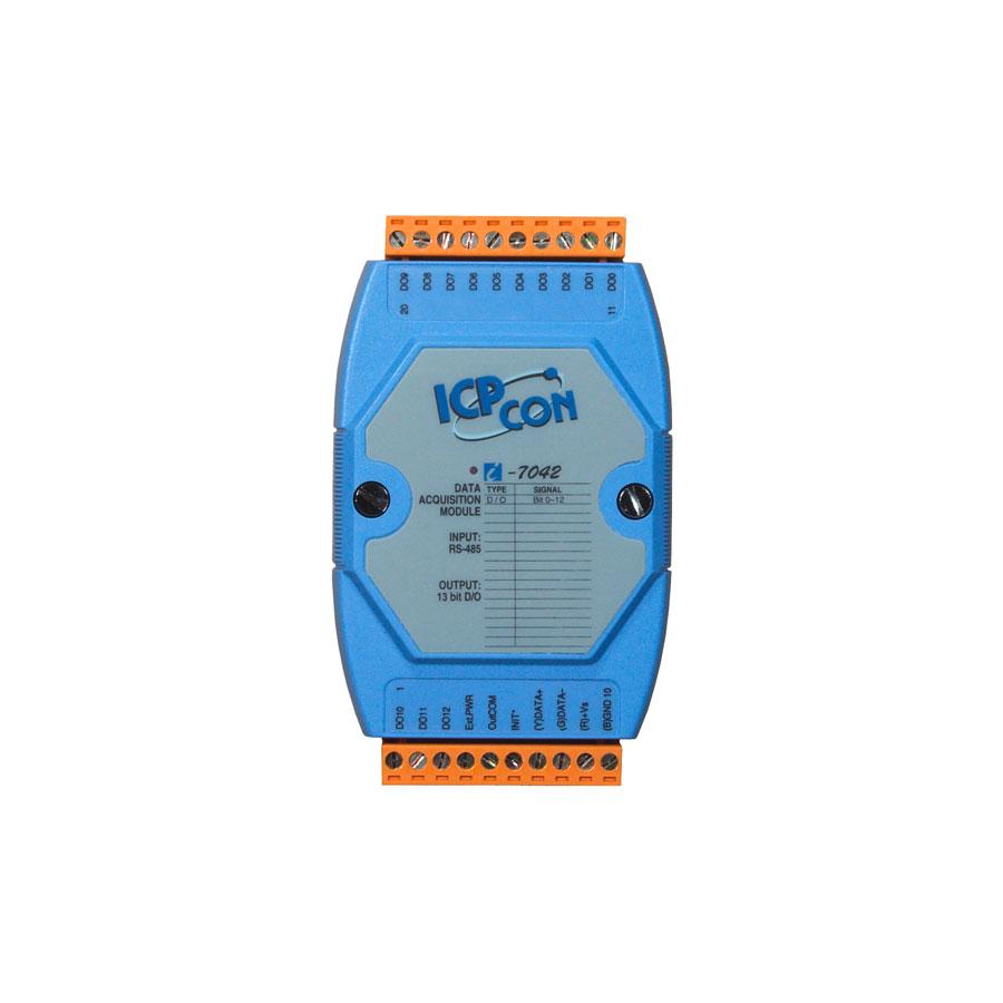 I-7042CR-DCON-IO-Module buy online at ICPDAS-EUROPE