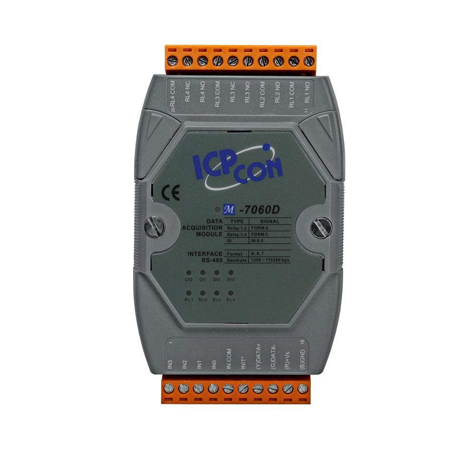 M-7060D-GCR-ModbusRTU-IO-Module buy online at ICPDAS-EUROPE