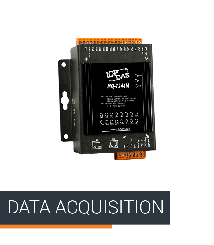 ICPDAS-EUROPE Product Category Data Acquisition