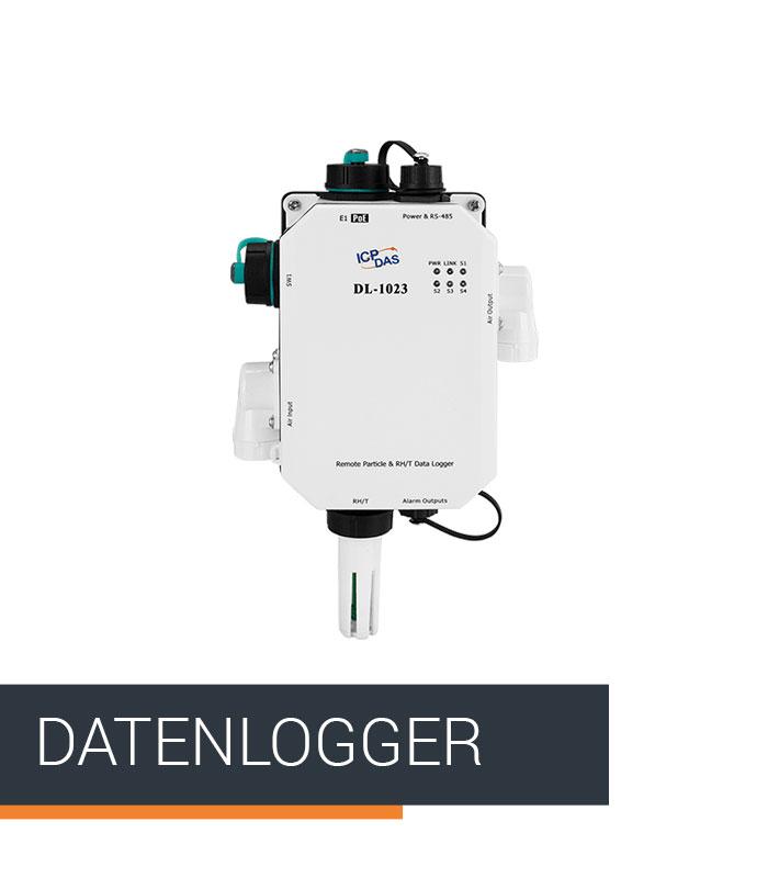 ICPDAS-EUROPE Produkt Kategorie Datenlogger