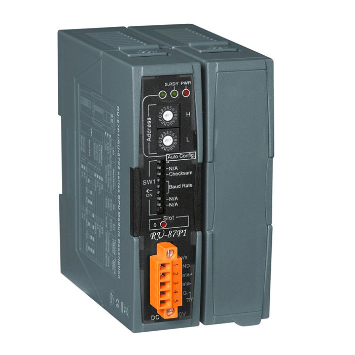 RU-87P1-GCR-Automation-Controller buy online at ICPDAS-EUROPE