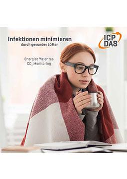 ICPDAS-EUROPE CO2 Monitoring Katalog  im Service Center