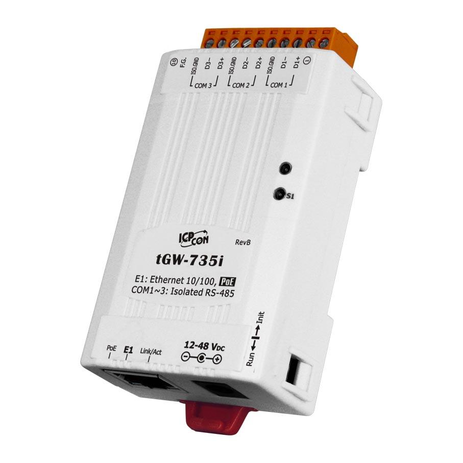 tGW-735iCR-Gateway buy online at ICPDAS-EUROPE
