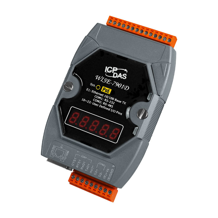 WISE-7901DCR-ModbusTCP-IO-Module buy online at ICPDAS-EUROPE
