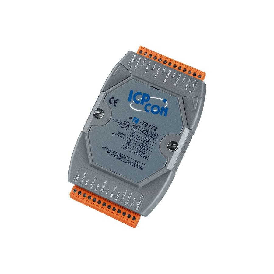 I-7017ZCR-DCON-IO-Module buy online at ICPDAS-EUROPE
