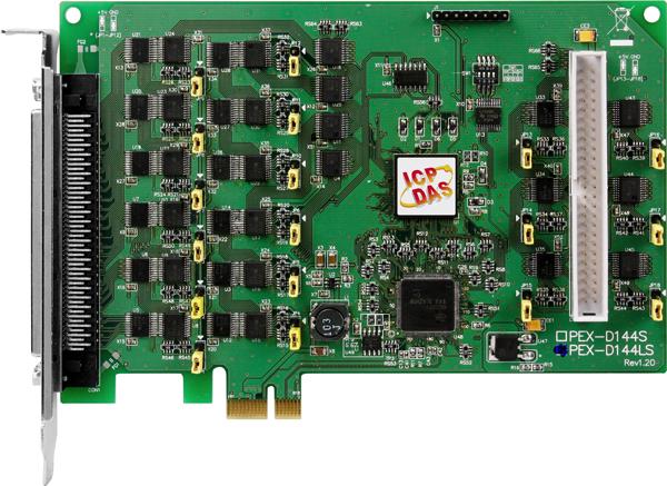 PEX-D144LSCR-Digital-PCIE-Board buy online at ICPDAS-EUROPE