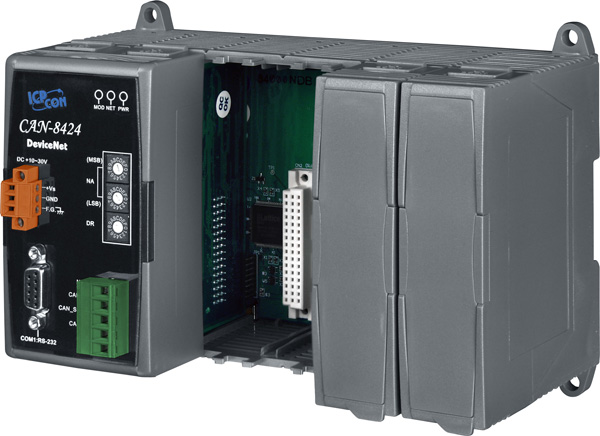 CAN-8424-G-Remote-IO-Chassis buy online at ICPDAS-EUROPE