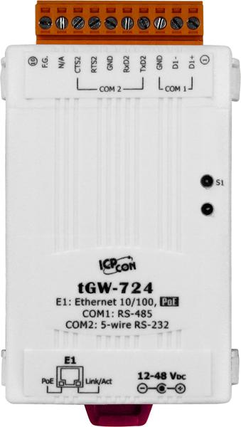 tGW-724CR-Gateway buy online at ICPDAS-EUROPE