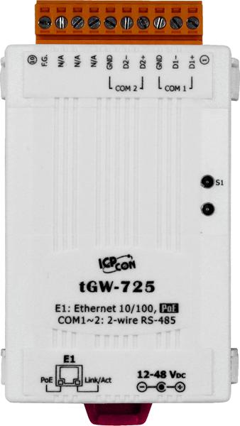 tGW-725CR-Gateway buy online at ICPDAS-EUROPE