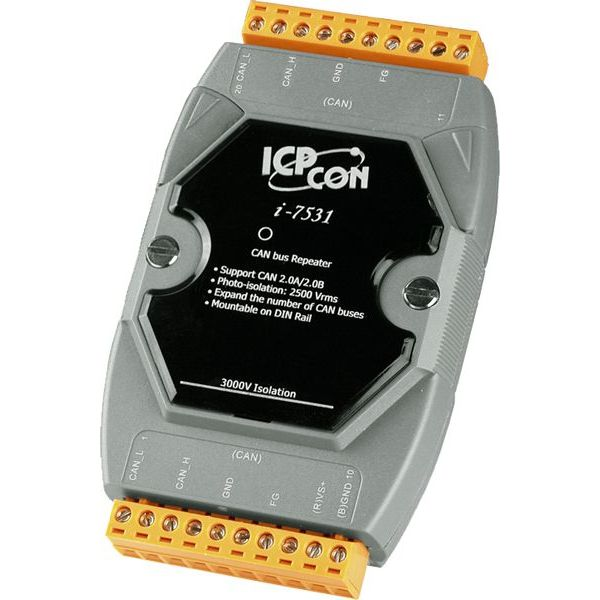 I-7531-GCR-Repeater buy online at ICPDAS-EUROPE
