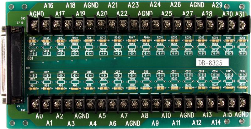 DB-8325CR-Daughter-Board buy online at ICPDAS-EUROPE