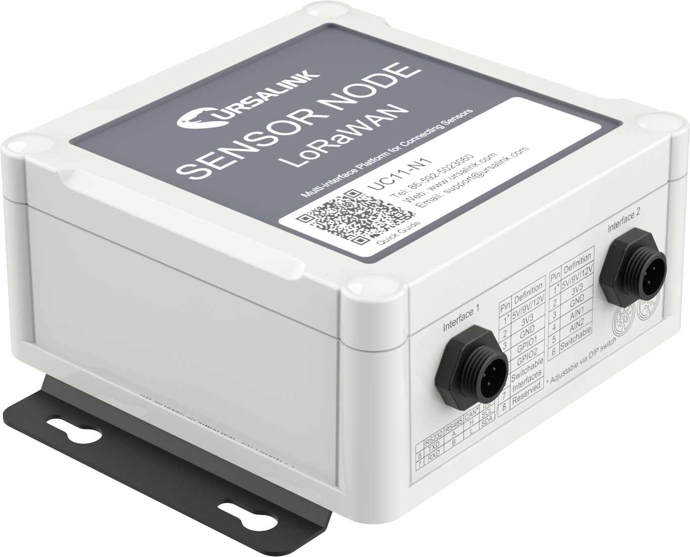 UC11-N1_LoRaWAN-Sensor buy online at ICPDAS-EUROPE