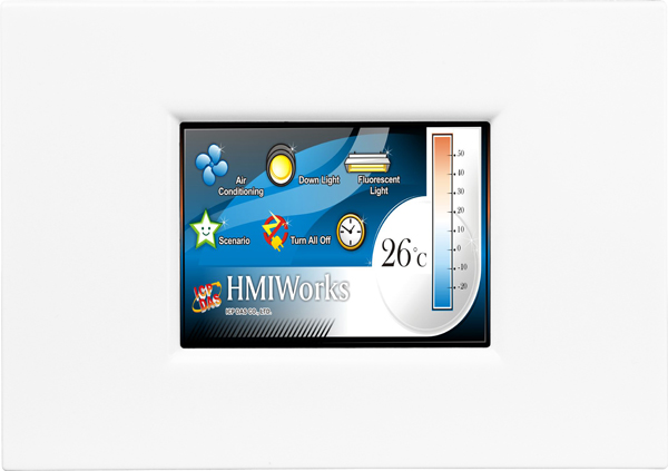TPD-280-M1CR-HMI-Panel buy online at ICPDAS-EUROPE