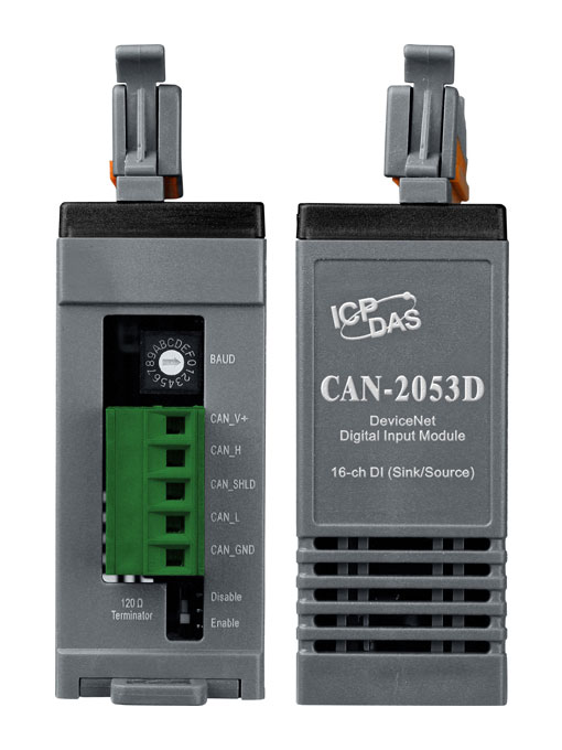 CAN-2053DCR-DeviceNet-IO-Module buy online at ICPDAS-EUROPE
