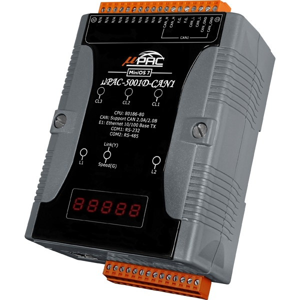 µPAC-5001D-CAN2 CR