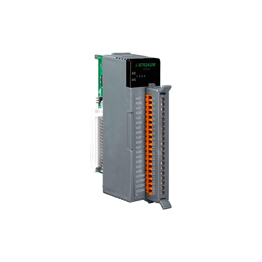 I-87024UW-GCR-DCON-IO-Module buy online at ICPDAS-EUROPE